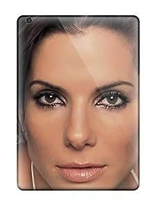 YY-ONE VLLXvqV2077iUjAm 0242 Celebrity Sandra Bullock Case For Ipad Air by icecream design