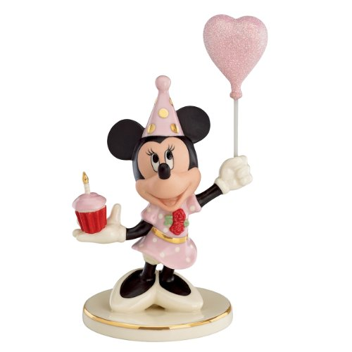 Lenox Birthday Cheer from Minnie Figurine 827440