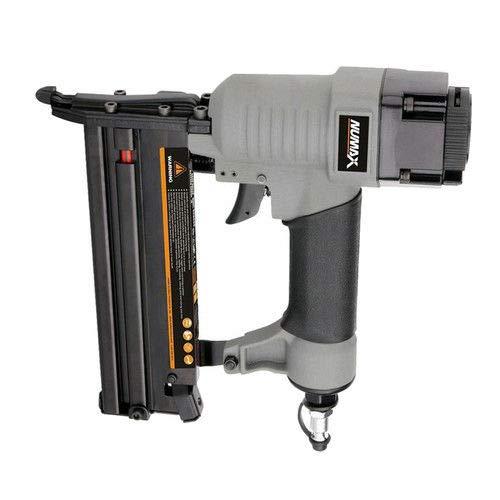 Numax S2-118G2 18 Gauge 2 in 1 Brad Nailer & Stapler