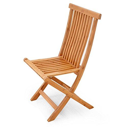 Silla plegable / de bambú / portátil silla de bambú / de madera silla de pesca / plegable silla de descanso / lavadero /...