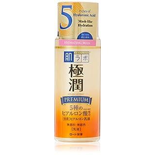 Hada Labo Gokujyun Premium Hyaluronic Milky Lotion 140ml