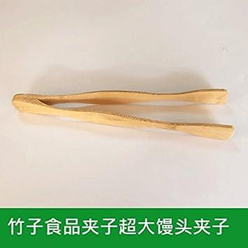 Xing Lin Kuche Liefert Edelstahl Multifunktionalen Steak Clip Bambus