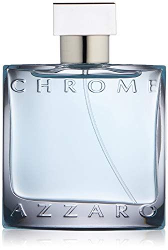 Azzaro Chrome Eau de Toilette Spray, 1.7 Fl Oz