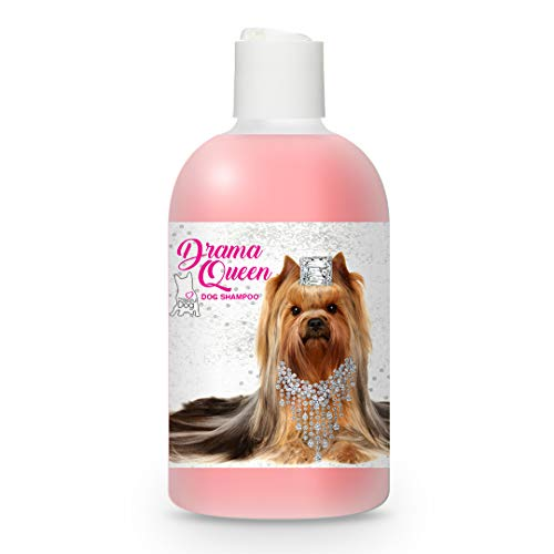 The Blissful Dog Drama Queen Luxury Dog Shampoo - Silky Dog Shampoo