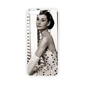 JenneySt Phone CaseAudrey Hepburn Pattern For Apple Iphone 6 Plus 5.5 inch screen Cases -CASE-20