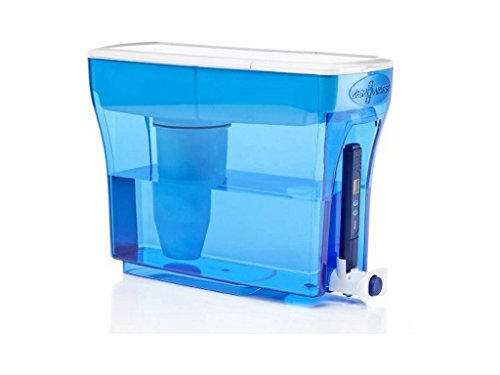 ZeroWater 23-Cup Dispenser with Free TDS Meter (Total Dissolved Solids) - Mall The Waterford