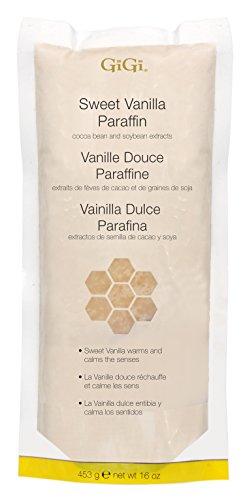 American Industries GiGi Sweet Vanilla Paraffin Wax with ...