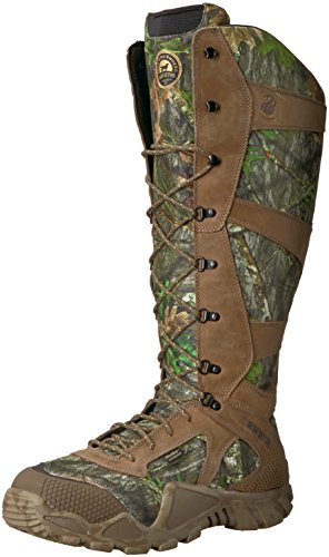 Irish Setter Men's Vaprtrek 2869 Knee High Boot, Mossy Oak Obsession Camouflage, 11 D US