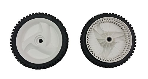 (2) AYP Craftsman Mower Front Drive Wheels for 194231X460 NEW