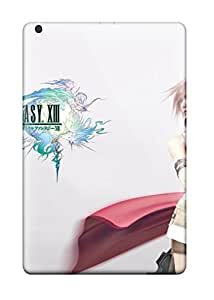 Ipad Mini/mini 2 Final Fantasy Print High Quality Tpu Gel Frame Case Cover
