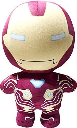 (DGL MVL, Inf, 30in, IRN Inflate a Heroes – Iron Man – Mug, Multi-Colour)