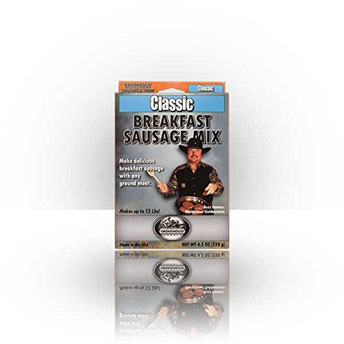 Smokehouse Classic Breakfast Sausage Mix