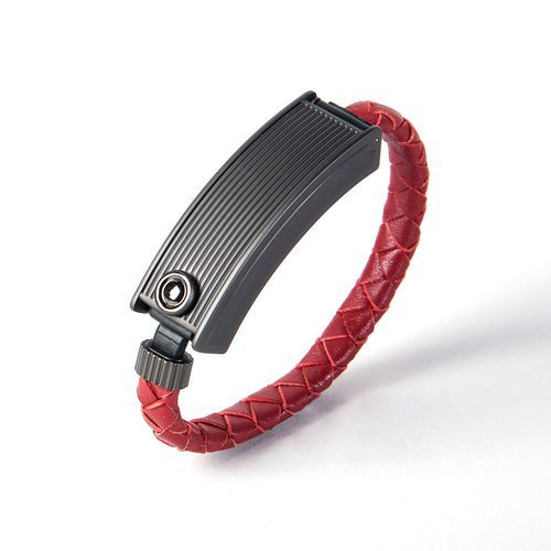 Cavoletto Charge/Sync Cabelet Red-Black (Large 6''-7'') by Kyte&Key (Image #5)