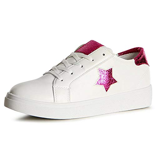 Topschuhe24 Sneaker Topschuhe24 Sneaker Topschuhe24 Donna Sneaker Donna Pink Pink Donna WPwIAYnq7