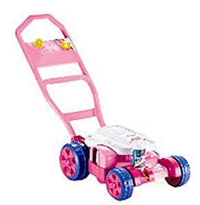 Fisher-Price Bubble Mower - Pink