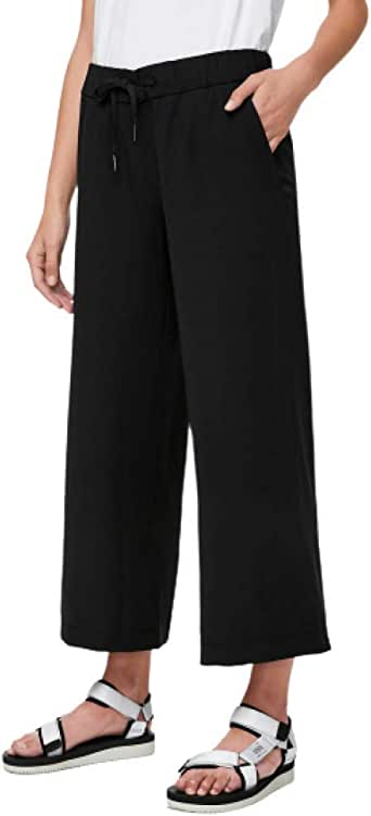Lululemon On The Fly 7/8 Wide Leg Pant (Woven) at Amazon