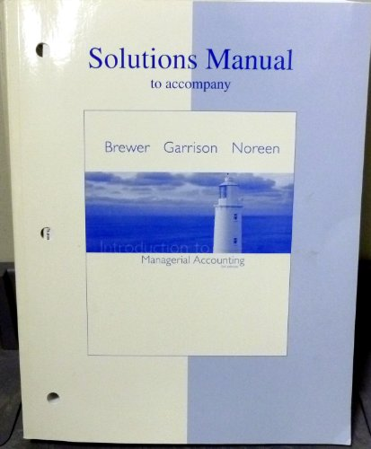 Download Solutions Manual To Accompany Introduction To