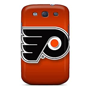 New Arrival Philadelphia Flyers IqocDuG1876WeJin Case Cover/ S3 Galaxy Case