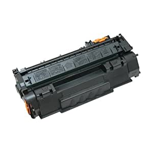 Amsahr Remanufactured Toner Cartridge Replacement for HP CC530A (Black)