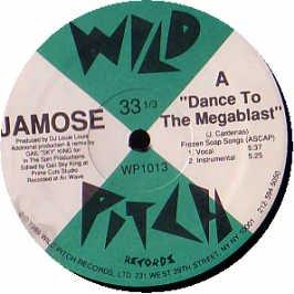 Jamose / Dance To The Megablast