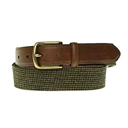 Tommy Hilfiger Men's Bonded Leather Belt