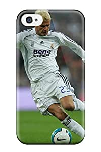 GmqjCwv2165EjDHv Audunson David Beckham Soccer Feeling Iphone 4/4s On Your Style Birthday Gift Cover Case