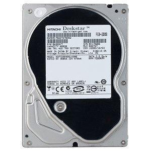 (Hitachi Deskstar P7K500 400GB SATA/300 7200RPM 8MB Hard Drive)