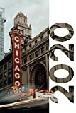 2020: Chicago themed corporate gifts Useful Planner Calendar Organizer Daily Weekly Monthly Student Diary for research on things that start with c that you can buy