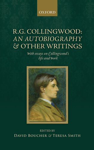 Download R. G. Collingwood: An Autobiography and other writings: with essays on Collingwood's life and work Pdf