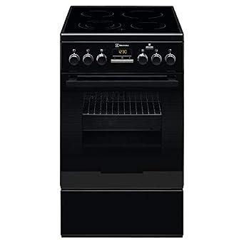 ec93371bcbb1b Electrolux EKC54953OK four et cuisinière Noir Plaque avec zone à induction  A - Fours et cuisinières