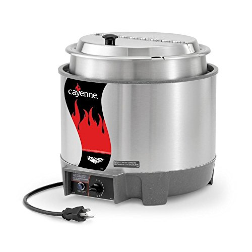 Vollrath 72009 Cayenne HS-11 Heat N Serve 11 Quart Rethermalizer by Vollrath