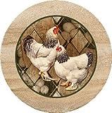 Chickens Trivet - Style TTKT11