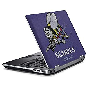 Skinit Seabees Can Do Latitude E5420 Skin - Officially Licensed US Navy Laptop Decal - Ultra Thin, Lightweight Vinyl Decal Protection from Skinit