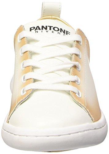 Pantone Australian Open, Unisex Adults' Flatform Pumps Beige (Champagne Beige 14-1012 Tpx_6)