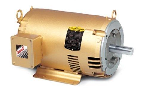 Baldor CEM3157T General Purpose AC Motor, 3 Phase, 145TC Frame, OPSB Enclosure, 2Hp Output, 1750rpm, 60Hz, 230/460V (2hp Ac Motor)