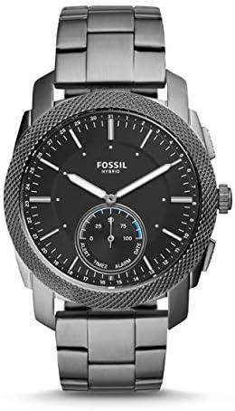 Amazon.com: Fossil Q FTW1166 - Reloj inteligente híbrido de ...