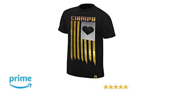 WWE NXT Tommaso Ciampa BLACKHEARTS Official Authentic T-Shirt