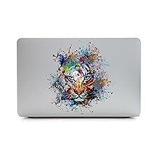 Sticker for Macbook, Stillshine Elegant Design Vinyl Decal Skin Stickers For MacBook Pro / Air 13 Inch Portable Computer Apple Laptop (Tiger)