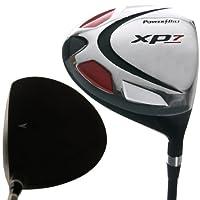 Powerbilt Golf Clubs XP7 Black 10.5 Driver, Graphite Senior Flex Shaft