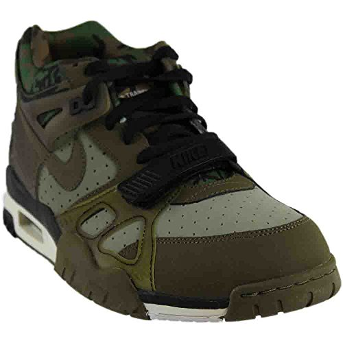 c4f744c60d533 NIKE Men's Air Trainer 3 Black/White/Olive 705426-300 - Buy Online in Oman.  | Shoes Products in Oman - See Prices, Reviews and Free Delivery in Muscat,  ...