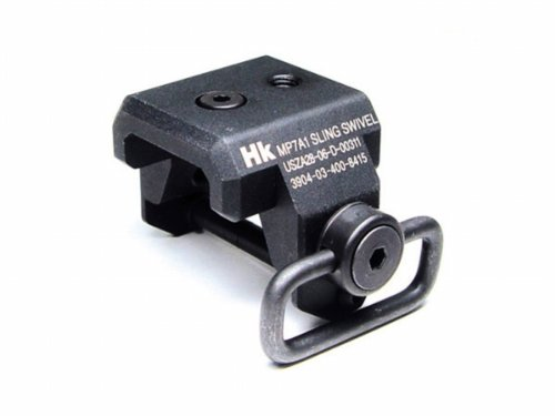 LayLax NINE BALL Marui MP7A1 sling swivel end (Ball Nine Laylax)
