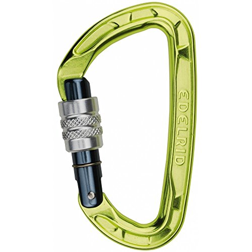 EDELRID Pure Screw Carabiner, Oasis
