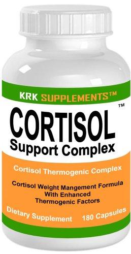 Cortisol soutien complexes 180