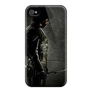 Iphone 6plus MaB8870bMlU Allow Personal Design Realistic Green Arrow Series Anti-Scratch Hard Phone Cases -MansourMurray