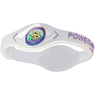 POWER BALANCE Wristband Clear Pink Estimated Price £14.99 -