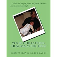 Your child, their trauma, your help: what you can do to help