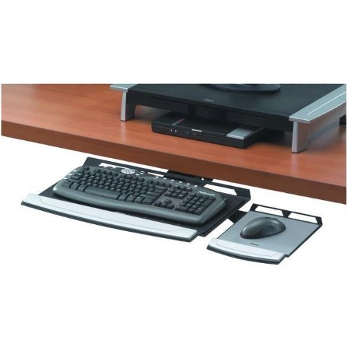 Fellowes Silver Mouse - 8