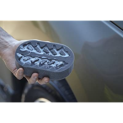 Viking Car Care 595901 Tire Dressing Applicator Pad - 5.8 Inch x 3.6 Inch, 2 Pack: Automotive