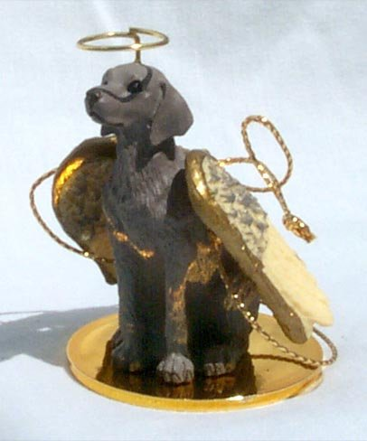 Conversation Concepts Weimaraner Pet Angel Ornament