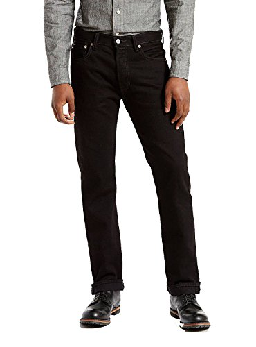 Levi's Men's 501 Levisoriginal Fit, Black - 36x28 by Levi's